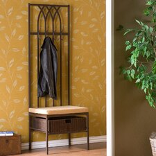 <strong>Wildon Home ®</strong> Goldwood Entryway Hall Tree