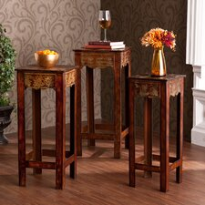 <strong>Wildon Home ®</strong> Leandres 3 Piece Nesting Tables