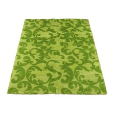 <strong>Walk On Me</strong> Modern Kiwi/Lime Rug