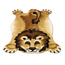 "Playmat: 4'7"" x 6'7"" - Kids Lion"