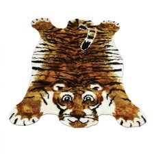 <strong>Walk On Me</strong> Tiger Kids Rug