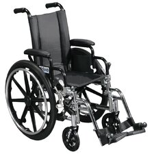 <strong>Drive Medical</strong> Viper Lightweight Wheelchair