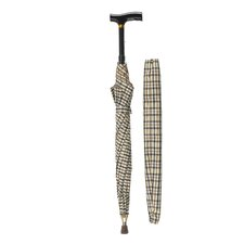 T Handle Umbrella Cane
