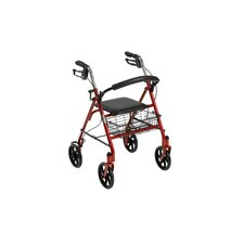 Four Wheel Rolling Walker