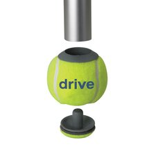 <strong>Drive Medical</strong> Replacement Tennis Ball Glide Pads for Drive Medical Tennis Ball Glides