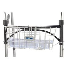 Deluxe Walker Basket with Insert Tray