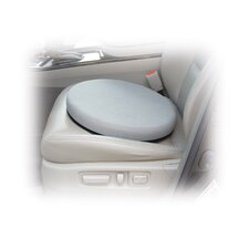 Swivel Seat Cushion in Gray