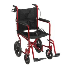 Lightweight Expedition Transport Wheelchair