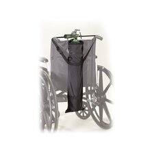 Wheelchair Carry Pouch Oxygen Cylinder