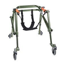 Seat Harness for all Wenzelite Anterior and Posterior Safety Rollers and Nimbo Walkers