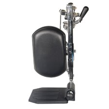Articulating Elevating Wheelchair Footrest