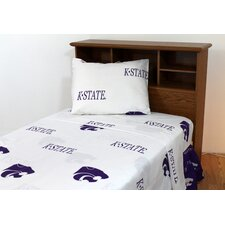 <strong>College Covers</strong> NCAA Printed Sheet Set