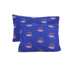 <strong>College Covers</strong> NCAA Cotton Sateen Pillow Case (Set of 2)