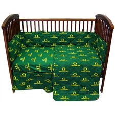 NCAA Oregon Crib Bedding Collection