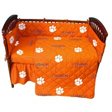NCAA Clemson Crib Bedding Collection