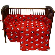 NCAA Georgia Crib Bedding Collection