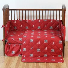 NCAA Alabama Crib Bedding Collection