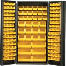 "72"" H x 36"" W x 24"" D Welded Storage Cabinet"