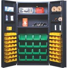 "72"" H x 36"" W x 24"" D All-Welded Storage Cabinet"