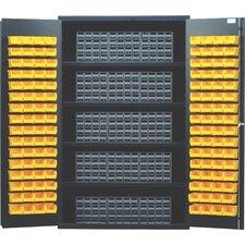 """72"""" H x 48"""" W x 24"""" D Storage Cabinet"""