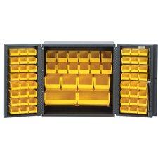 """36"""" H x 36"""" W x 24"""" D Mini Storage Cabinet"""