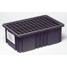 Conductive Dividable Grid Storage Container Long Dividers for DG91035CO (Set of 6)