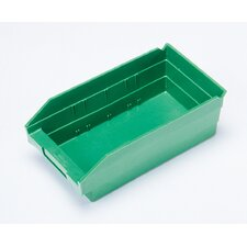 "Economy Shelf Bin (4"" H x 6 5/8"" W x 11 5/8"" D) (Set of 30)"
