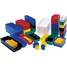 "Economy Shelf Bin (4"" H x 8 3/8"" W x 11 5/8"" D) (Set of 20)"
