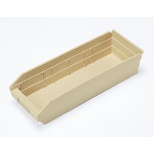 "Economy Shelf Bin (4"" H x 6 5/8"" W x 17 7/8"" D) (Set of 20)"