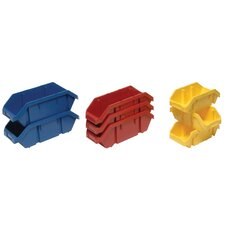 "Quick Pick Double Sided Bin (5"" H x 6 5/8"" W x 12 1/2"" D) (Set of 20)"