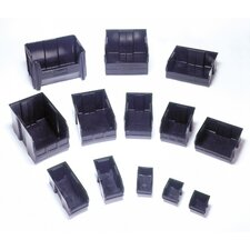 "Recycled Ultra Series Bins (7"" H x 8 1/4"" W x 10 3/4"" D) (Set of 6)"
