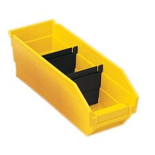 "<strong>Quantum Storage</strong> 6 5/8"" Economy Shelf Bin Dividers (Set of 50)"