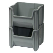 Large Heavy Duty Giant Stack Container with Optional Window