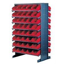 Double Sided Pick Rack Storage Unit