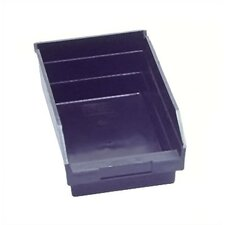 "Recycled Shelf Bin (4"" H x 6 5/8"" W x 11 5/8"" D) (Set of 30)"