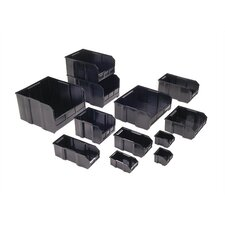 "Conductive Ultra Series Bin (10"" H x 16 1/2"" W x 18"" L) (Set of 3)"