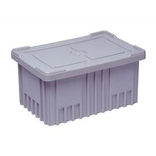 "Dividable Grid Storage Container Cover (10 7/8"") (Set of 4)"