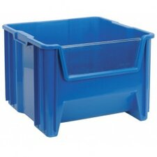 Large Heavy Duty Giant Stack Bin Window (Set of 2)
