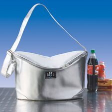"25L Shopper ""Be Cool"" in Silber"