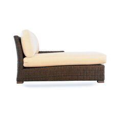 Mesa Left Arm Chaise Lounge with Cushion