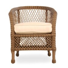 Vineyard Dining Arm Chair with Cushion