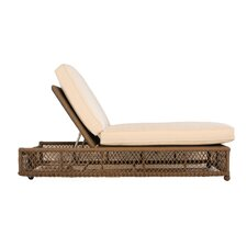 Vineyard Pool Chaise Lounge with Cushion