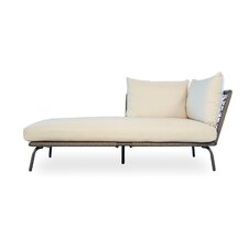 Soho Right Arm Chaise Lounge with Cushion