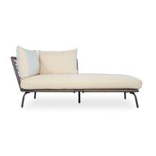 Soho Left Arm Chaise Lounge with Cushion