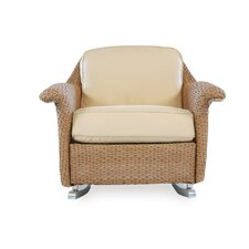 Oxford Lounge Rocker Chair with Cushion