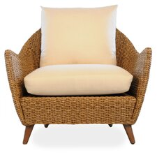 Tobago Lounge Chair with Cushion