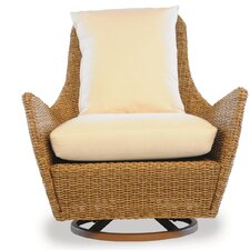 Tobago Hi-Back Swivel Lounge Chair