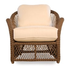 Vineyard Lounge Chair with Cushion