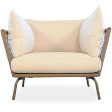 Soho Lounge Chair with Cushion
