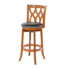 "Cathedral 29"" Bar Stool in 'ES' Cherry"